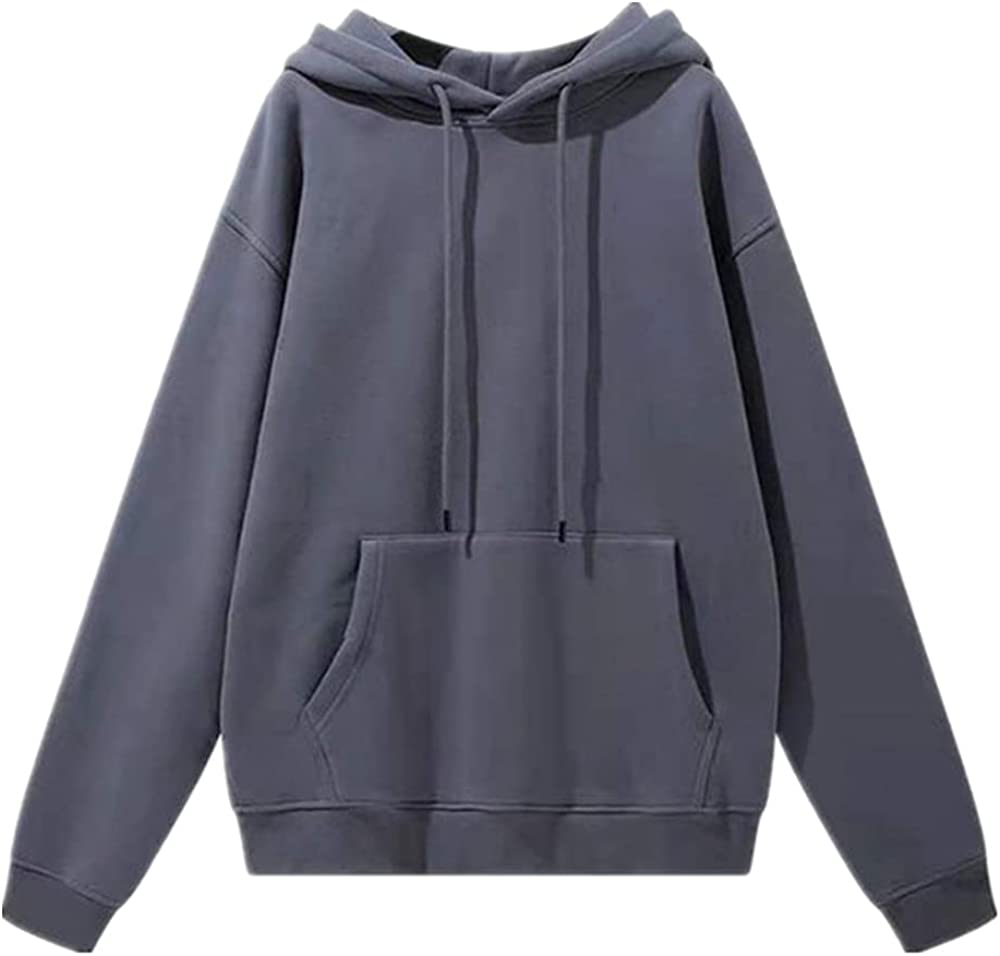 NP Men's Autumn Winter Color Hooded Sweater