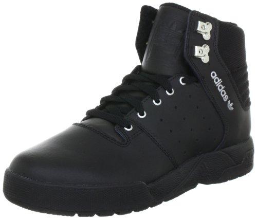 Adidas Uptown TD Cracan Cracan Gum Schwarz (BLACK 1 / BLACK 1 / METALLIC SILVER) 39 1/3
