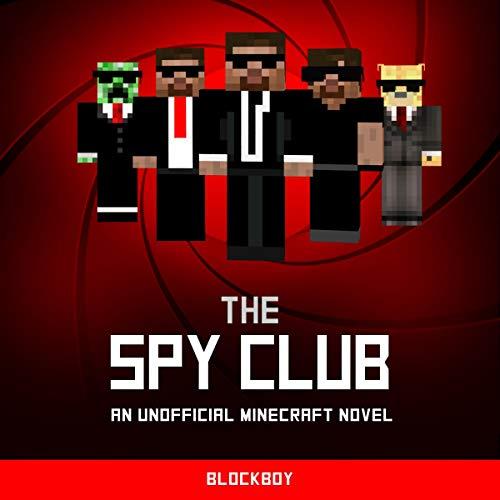 The Spy Club cover art