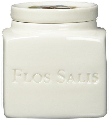 Marisol, Flor de Sal - FLOS SALIS im Keramiksalztopf,1er Pack (1 x 225 g)