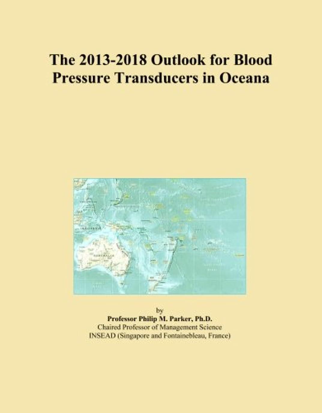 参加するガウンばかげたThe 2013-2018 Outlook for Blood Pressure Transducers in Oceana
