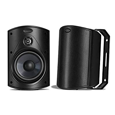 Polk Audio Atrium 5 Speakers - Black by Polk Audio