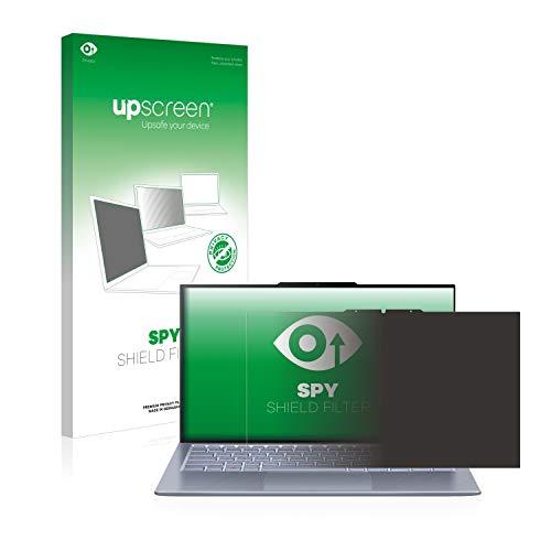 upscreen Blickschutzfilter kompatibel mit Asus ZenBook S13 UX392FN Privacy Filter - Anti-Spy Blickschutzfolie Sichtschutz-Folie