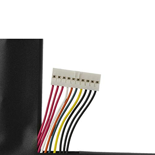 Green Cell® BTY-M6F Laptop Akku für MSI GS60 PX60 WS60, MSI MS-16H2 MS-16H3 MS-16H4 MS-16H5 MS-16H6 MS-16H7 MS-16H8 (Li-Polymer Zellen 4640mAh 11.4V)