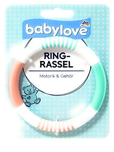 babylove Ringrassel von Geburt an (1 St)