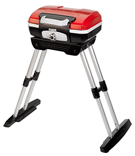 Cuisinart CGG-180 Petit Gourmet Portable Gas Grill with VersaStand