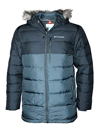 Columbia Northridge Lodge 700 Fill Down Veste à capuche pour homme -  bleu -  Large