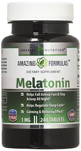 Amazing Nutrition Melatonin –1�…