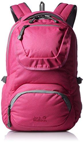 Jack Wolfskin Youth Ramson Pack Schule Bag, Unisex, 2004461, Pink Raspberry, Einheitsgröße