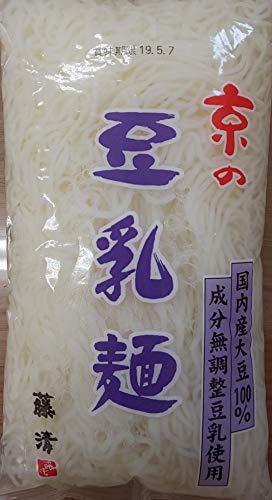 京 の 豆乳 麺 大豆 100% ( 糸 こんにゃく ) 400g×16P 人気商品 業務用