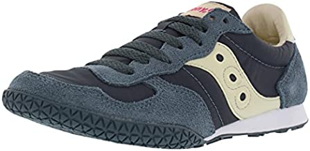 Saucony Originals womens Bullet Sneaker, Slate, 6.5 M US