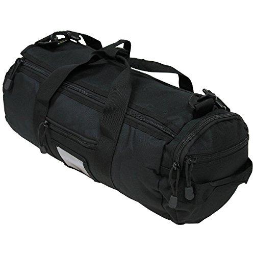 MFH Einsatztasche, rund, MOLLE, schwarz
