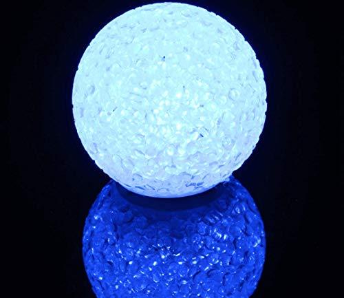 LED nachtlampje zachte kleuren kristallen bal