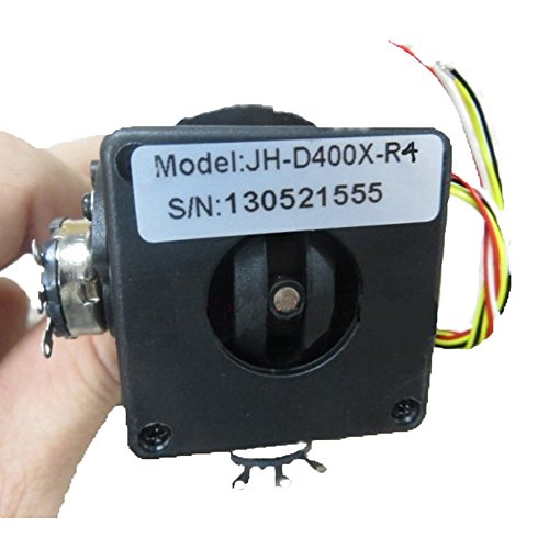 4-Achsen-Joystick-Potentiometer JH-D400X-R4 10K Ohm mit Schalter Joystick