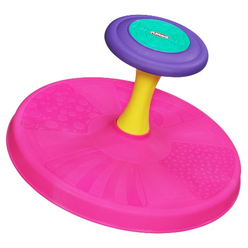 Playskool Sit and Spin - Pink