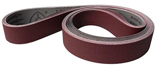 Klingspor LS 307 X Schleifband | 50 x 2000 mm | 10 Stück | Körnung: 36