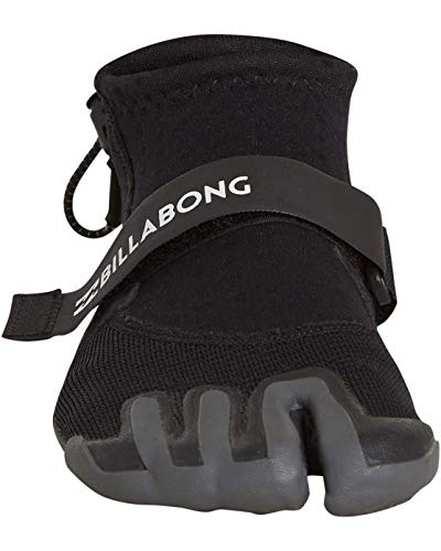 Billabong 2mm Pro Reef Wetsuit Boot Boots Black - Unisex - Save Your Session and Your Soles - 2mm Wetsuit Boot