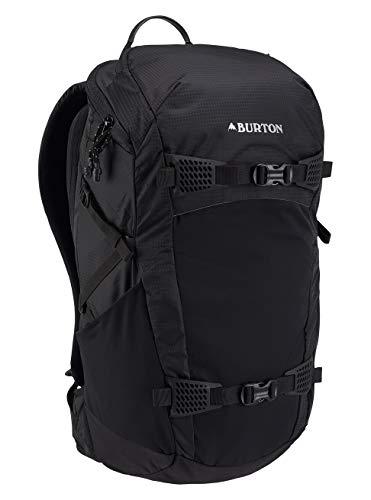 Burton Day Hiker 31L, Zaino Sportivo Unisex – Adulto, True Nero Ripstop, 31 l