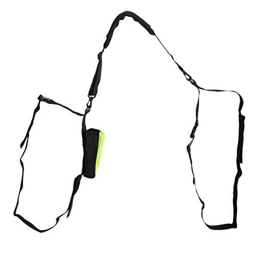 Verstellbare Schultergurt Tragegurt Carry Sling für Surfboard Sup-Board Stand Up Paddle Board Kajak
