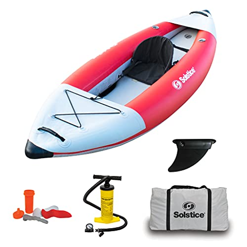 Solstice by Swimline Flare 1 Person Kayak