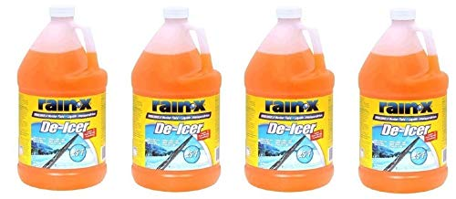RainX RX68106 PREM DE-ICER Washer Fluid NO California, GA & TX Orders(4)