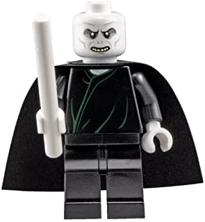 LEGO Harry Potter: Lord Voldemort Minifigura Con Color