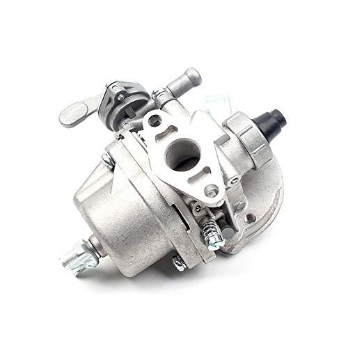 RUIXINLI Carburetor replacement parts 11pcs 47cc 49cc Engine Heights Timbre Carburetor With Repair Rebuild Kit 2 Stroke 44-6 40-6 Carburetors Throttlebodies 49CC Repair Kit Replacement parts