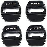 4 Unids Cubierta de la Cerradura de la Puerta del AutomóVil, para Nissan Juke Acero Inoxidable Car Styling Proteccion Accesorios Cubierta Antioxidante