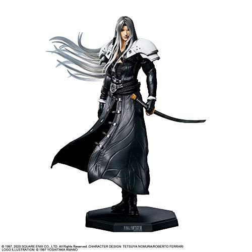 Square Enix Final Fantasy VII Remake Statuetta Sephiroth, colori multipli