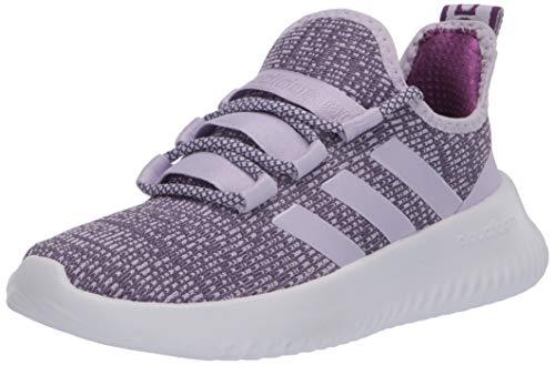 adidas Kids Unisex's Ultimafuture Running Shoe, Purple Tint/Purple Tint/Tech Purple, 4 M US Big Kid