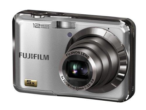 FUJIFILM デジタルカメラ FinePix AX200 シルバー FX-AX200S