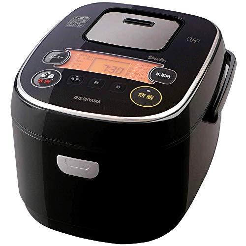 10位(アンケート20位) アイリスオーヤマ『IH炊飯器(RC-IE50)』