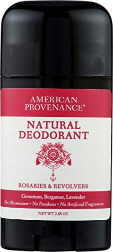 AMERICAN PROVENANCE Rosaries and Revolvers Deodorant, 2.65 OZ