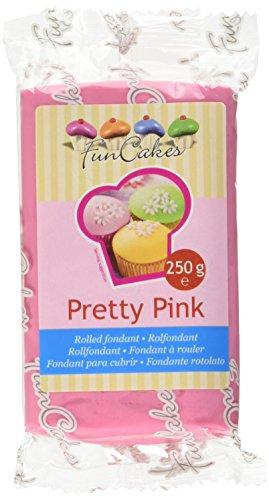 FunCakes Pasta di Zucchero Pretty Pink - 250 gr