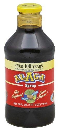 Alaga Original Cane Syrup, 24oz Pk1