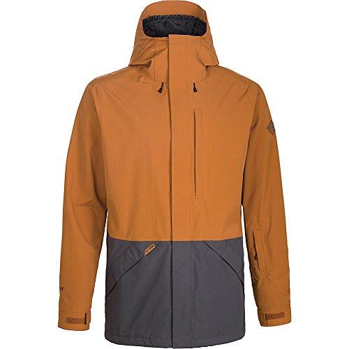 Dakine Men's Smyth II 2L Jacket, Ginger, Shadow, L