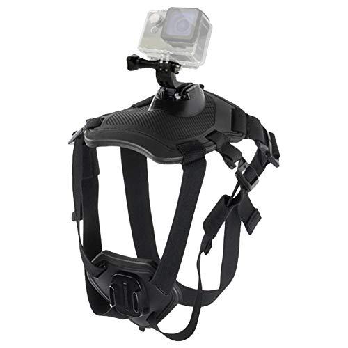 Arnés para cámara de acción para mascotas, accesorio fijo de montaje en...