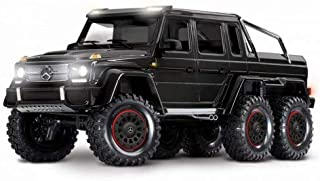 Traxxas TRX-6 Scale and Trail Crawler with Mercedes-Benz G 63 AMG Body: 6X6 Electric Trail Truck with TQi Link Enabled 2.4GHz Radio System