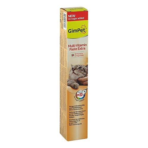 GIMPET Multi-Vitamin-Extra Paste für Katzen 100 g