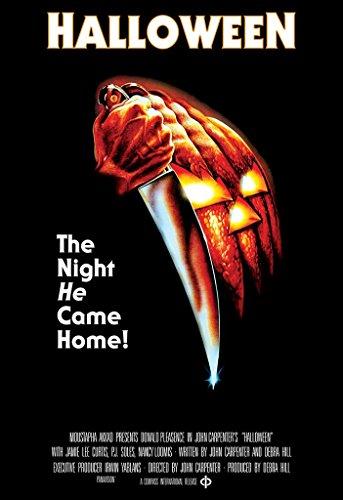Movie Poster Halloween 1978 27in x 40in (Movie Theatre Size) Horror Film