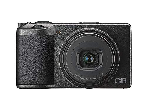RICOH GR III Compact Camera 24 MP APS-C Sensor 28 mm F2.8 GR Lens