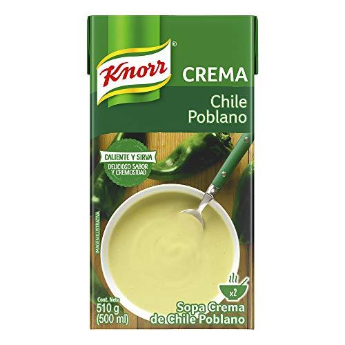 crema bellavei mexico fabricante Knorr