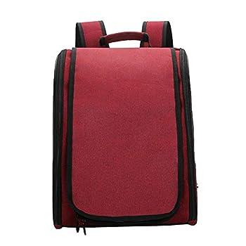 iBoosila Sac à dos pour oiseaux, perroquet Outing, cage à oiseaux, boîte de transport portable, convient pour la plupart des voyages d'oiseaux et randonnées