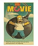 LGXINGLIyidian Die Simpsons Homer Jay Simpson Bartholomäus