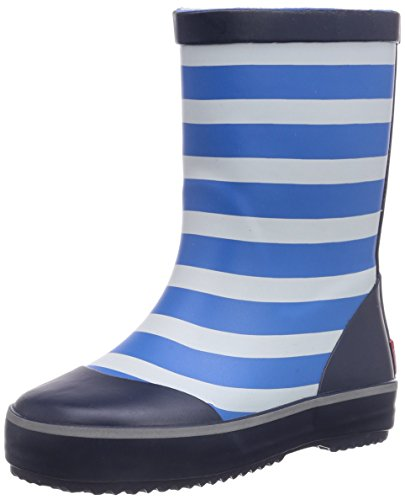 NAME IT Jungen My Mini Rubber Boots Boy FO 115 Gummistiefel, Mehrfarbig (Brilliant Blue), 23