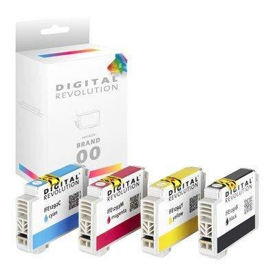 Digital Revolution, Tintenpatrone XXL 'schwarz', 14,8 ml, Originalverpackte Markenpatrone, ersetzt: Epson C 13 T 12914010 (T1291), schwarz