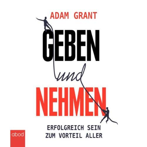 Geben und Nehmen audiobook cover art