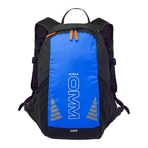 M&O OMM Ultra Laufrucksack Einheitsgröße blau
