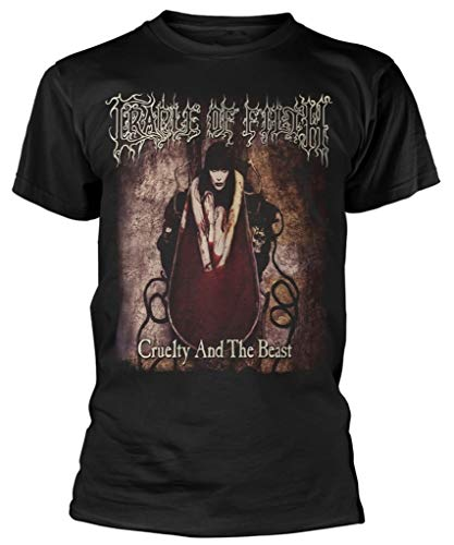 Cradle of Filth 'Cruelty and The Beast' T-Shirt (Large)