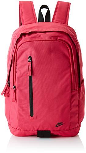 Nike Unisex's NK ALL ACCESS SOLEDAY BKPK - S Backpack, Rush Pink/Black/Black, One Size